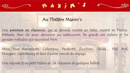 Annonce Maxims-min
