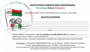 Association Fanohanana