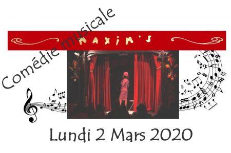 Maximes mars 2020